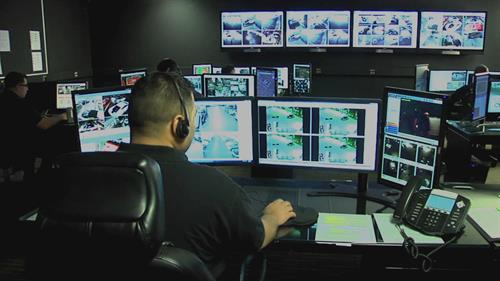 Our state of the art command center