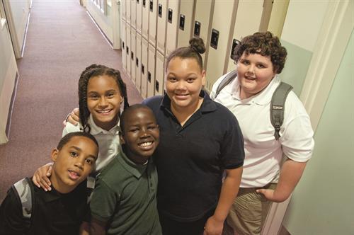 ECF's Kayne Eras Special Education School