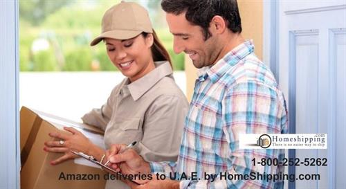 Amazon deliveries from USA to the rest of the world