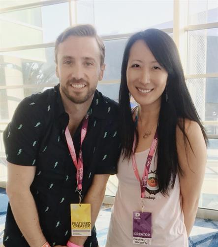 As I transition from traditional to online media, YouTube sensation Peter Hollens has gone out of his way to motivate me. I'm so thankful for his kindness.