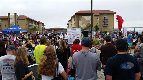 Community Event Sponsorship - Bike Path Grand Opening - Redondo Beach