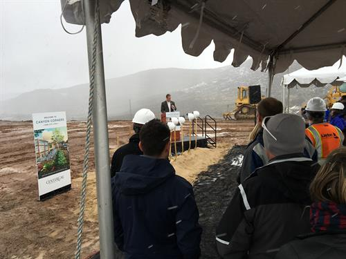 Ground Breaking PR Event - Park City