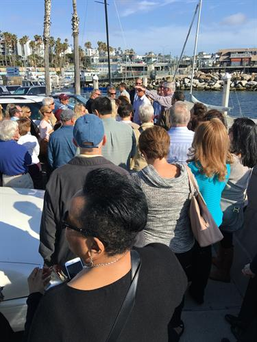 Realtor Association Walking Tour - Redondo Beach