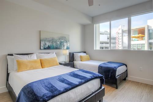 2 Bedroom - Guest Bedroom