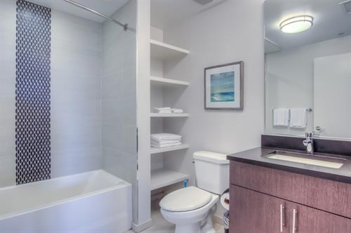 2 Bedroom - Guest Bathroom