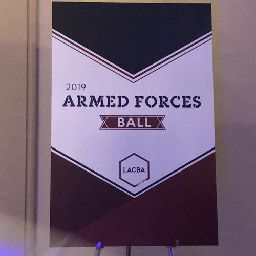 Armed Forces Ball
