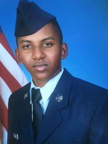 Fast foward to my Airman son