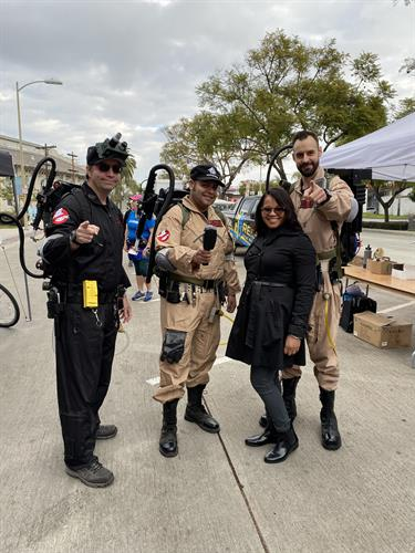 Who ya gonna Call @ Screenland 5k