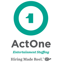ActOne Entertainment Staffing