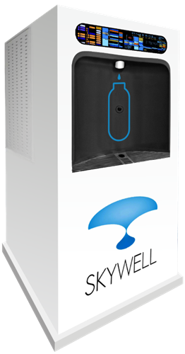 The Skywell 100P