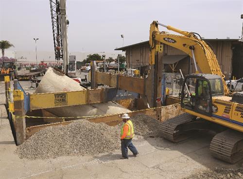 Underground Storage Tank Removal - Compton, CA