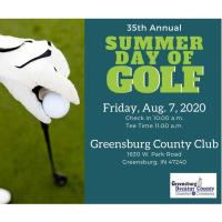 35th Annual Summer Day of Golf