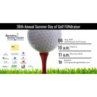 36th Annual Summer Day of Golf FUNdraiser