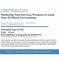 Marketing Your Services/Products to Local, State & Federal Governments