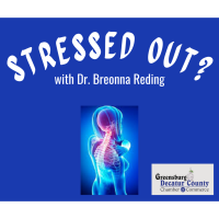 LUNCH & LEARN: Dr. Reding - Stressed Out?