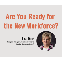 LUNCH & LEARN: Are You Ready for the New Workforce? x Lisa Deck