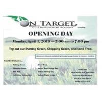 On Target Golf Improvement Academy -