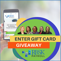 RBSK Payroll Hosts a Gift Card Giveaway