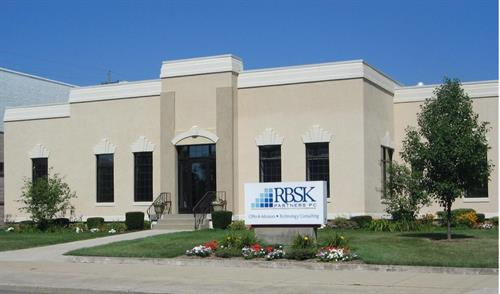 RBSK Partners PC Greensburg, IN Office Location