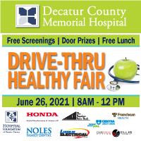 2021 DCMH Drive-Thru Healthy Fair