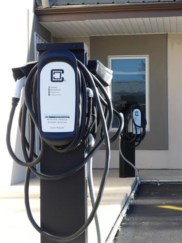 EV (electric vehicle) chargers