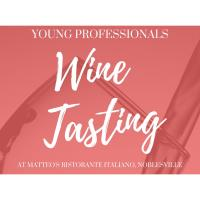 Young Professional's Wine Tasting at Matteo's