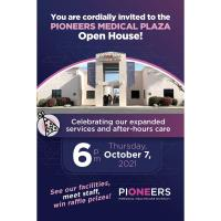 Pioneers Medical Plaza Grand Opening