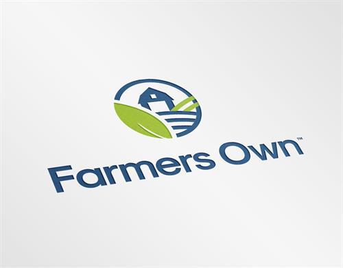 Hybrid Media Lethbridge Branding Web Design and Marketing Agency Client Study Farmers Own Logo Design
