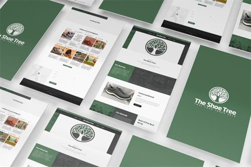 Hybrid Media Lethbridge Branding Web Design and Marketing Agency Client Study Step n Stor Web Design