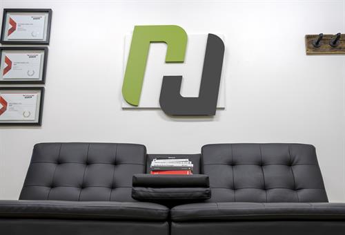 Hybrid Media Lethbridge Branding Web Design and Marketing Agency Office Shot 3