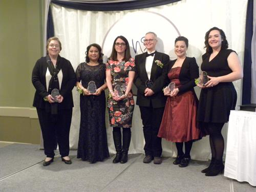 2017 Women of Distinction Award Recipients - March 2017