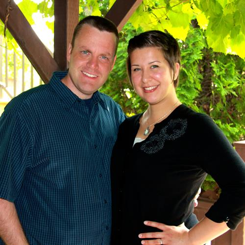 Kevin & Richelle - Owner/Operators of Our Family Business