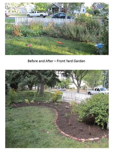 Garden Restoration, Regular Weeding and Maintenance of Floral Gardens