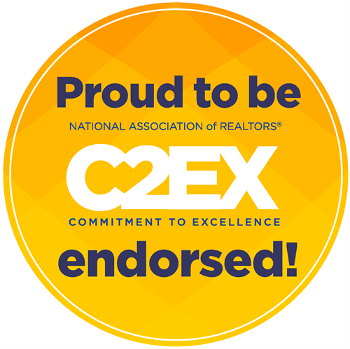 Commitment to Excellence Endorsed by NAR