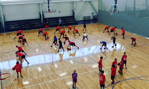 Kiwane Garris Basketball Camp