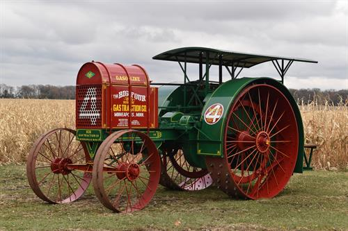 Big Four 30 tractor