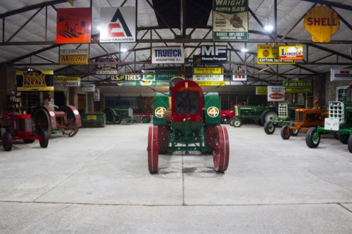 The Tractor Factory