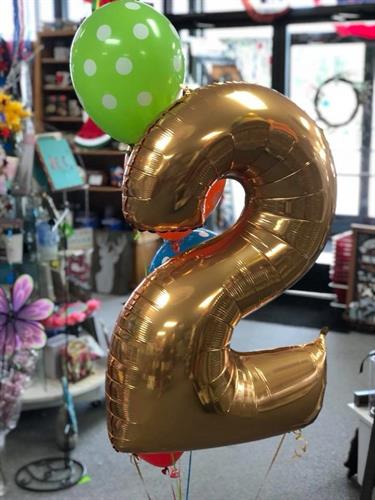 Large Number Balloons!!