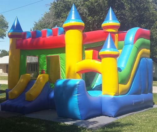 Jumbo Bounce House!