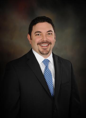 Brian Flach, AVP Loans-Stewardson