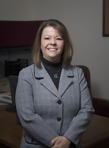 Jessica Howe, Center Manager-Stewardson