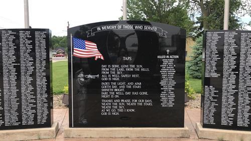 Teutopolis Memorial
