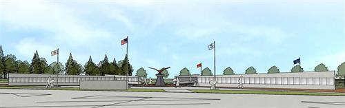 War Memorial - Kaskaskia
