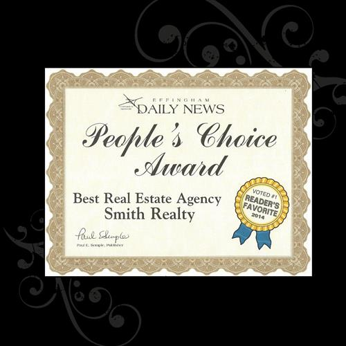 Voted People's Choice Favorite Real Estate Agency