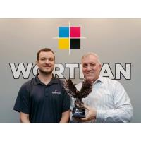 Wortman Printing of Effingham Receives Top Certified Printers Award