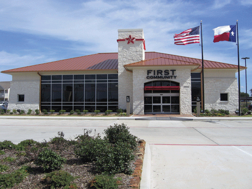 Our Tomball Office