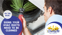 Signs Your HVAC Ducts Need to Be Cleaned
