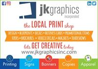 JK Graphics, Inc - Tomball Print & Copy
