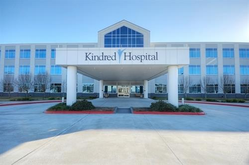 Kindred Hospital Tomball