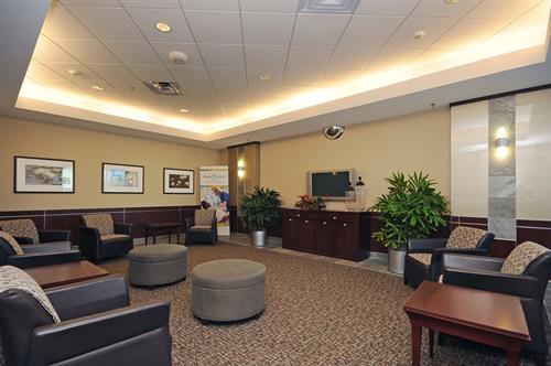 Kindred Hospital Lobby